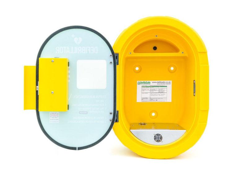 DefibSafe 2 External Cabinet