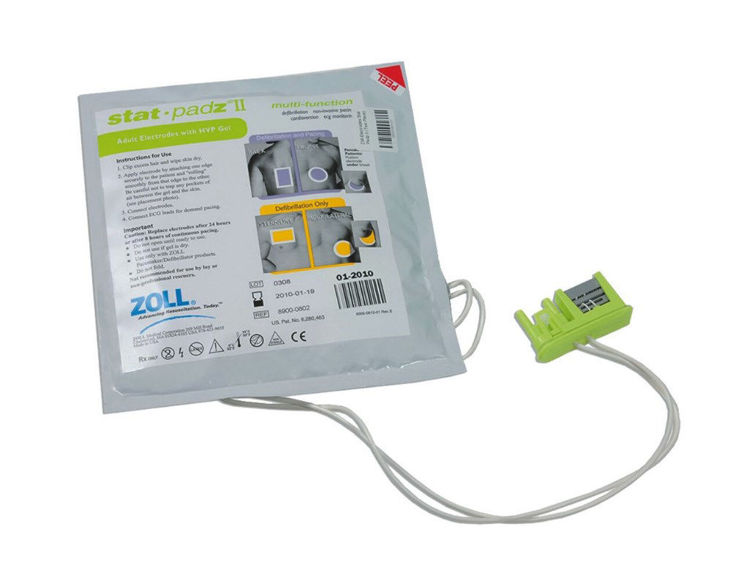 Zoll Stat Padz *No CPR Feedback