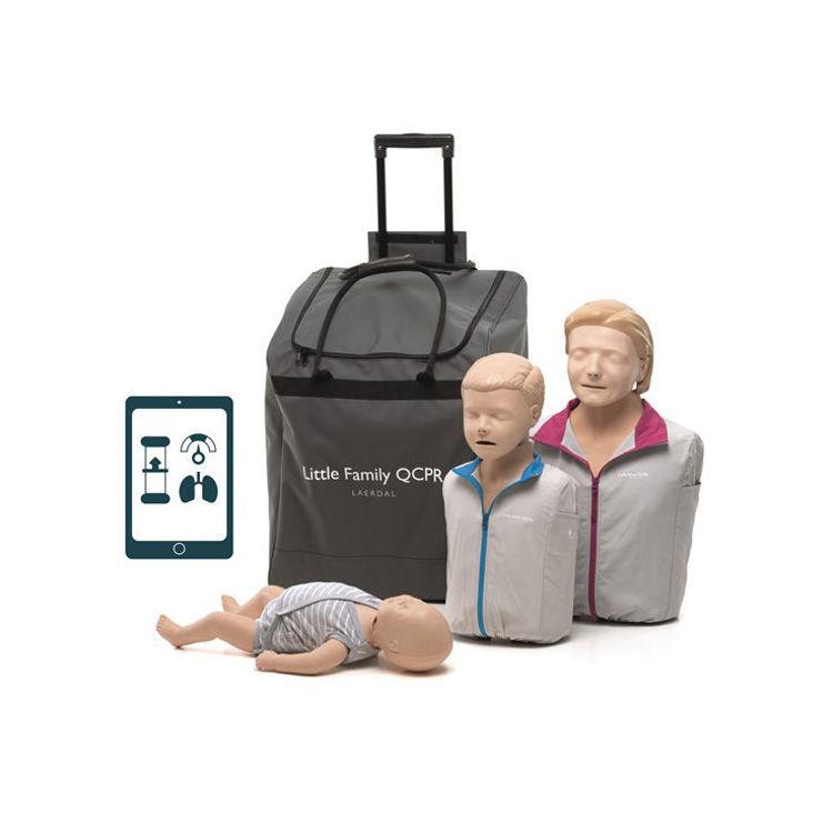 Laerdal CPR Manikin Family