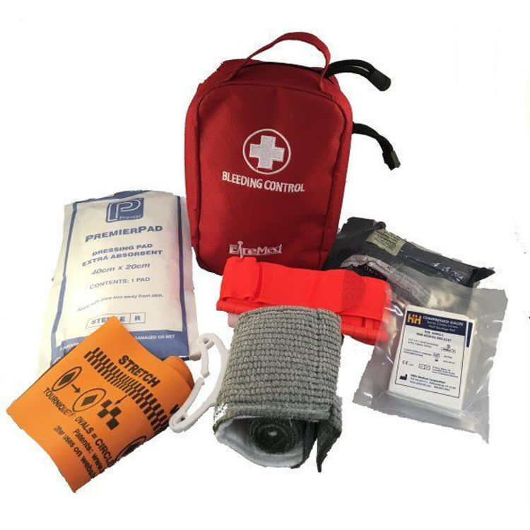 Bleeding Control Pouch Civilian Kit 1