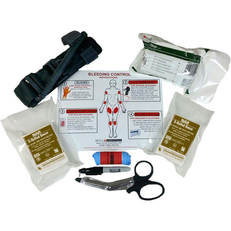 Bleeding Control Pouch Civilian Kit 2