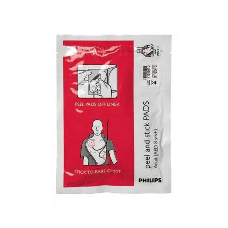 Philips HeartStart FR2 & FR2+ Adult Defibrillator Packaging
