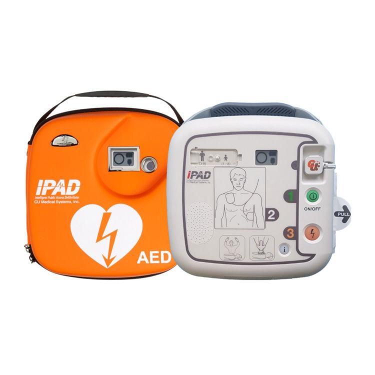 iPAD SP1 Semi Automatic Defibrillator with Case