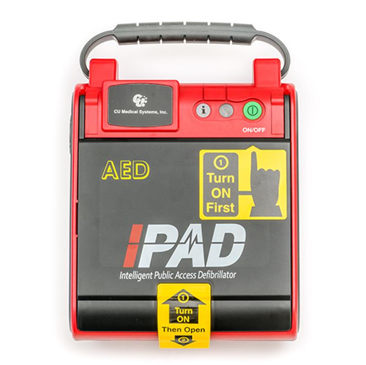 iPAD NF1200 Semi Automatic Defibrillator