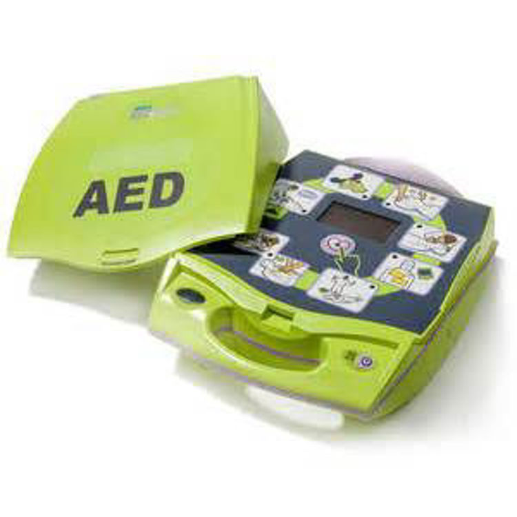 ZOLL AED Plus Open