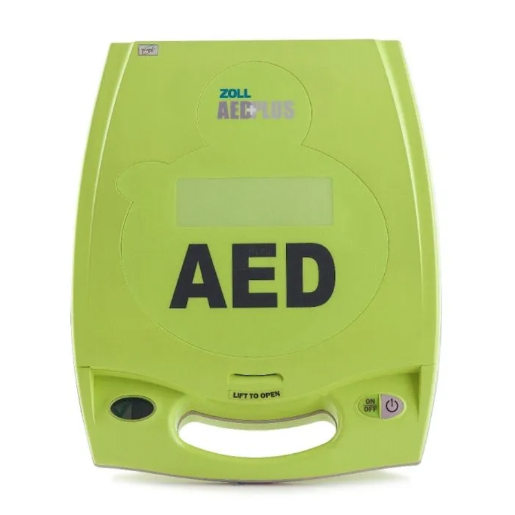 ZOLL AED Plus Semi Automatic Defibrillator