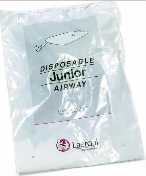 Laerdal Airway Complete Little Junior & Resus Junior Mark 3