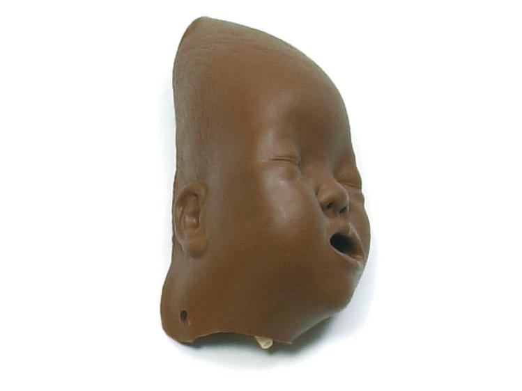 Laerdal Little Baby QCPR Face Masks - Dark (Pack of 6)