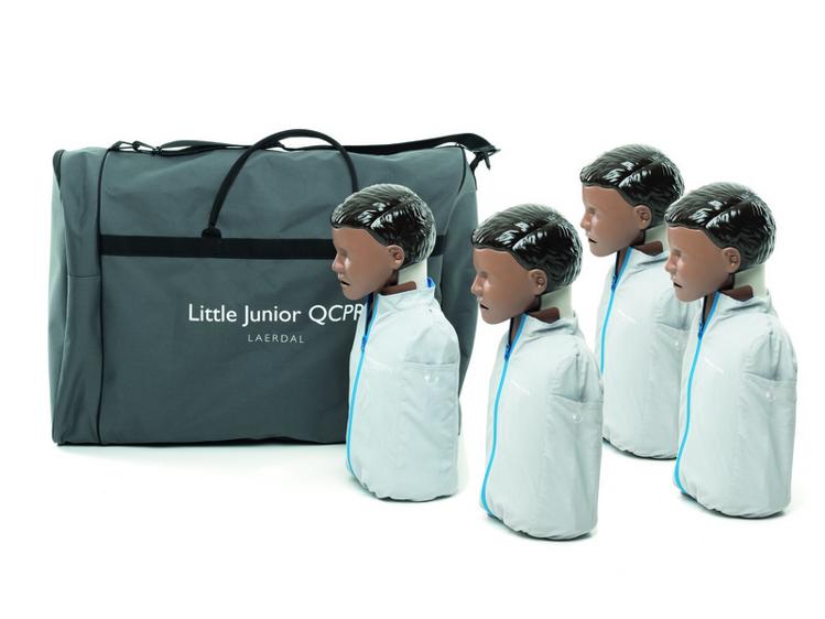 Laerdal Little Junior QCPR (4 Pack) - Dark