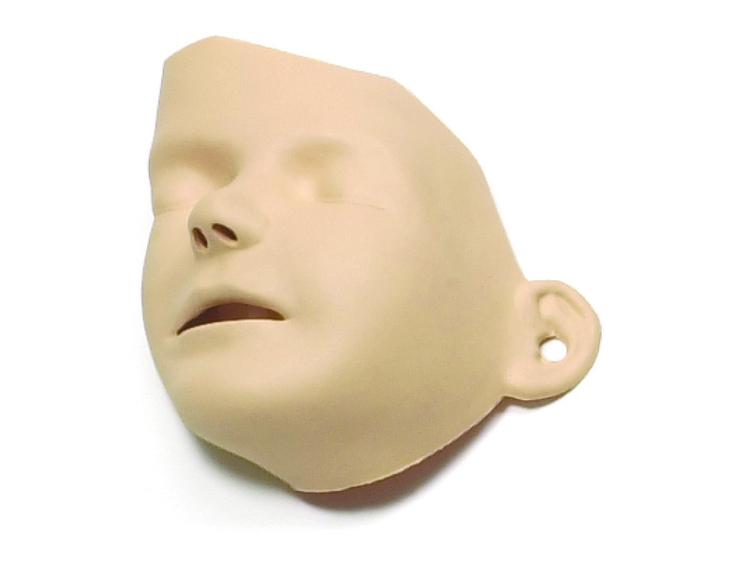 Laerdal Little Junior Removable Face 6 Pack - Light