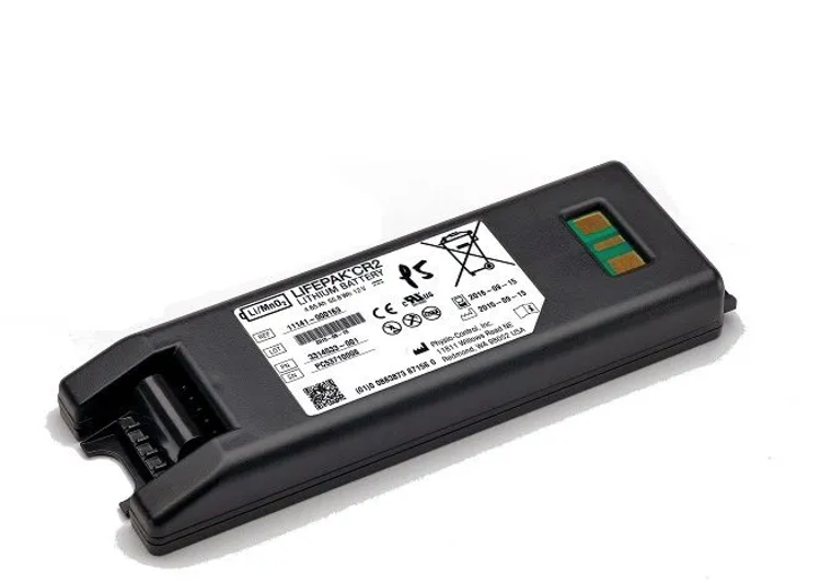 Physio Control LIFEPAK CR2 Replacement Battery