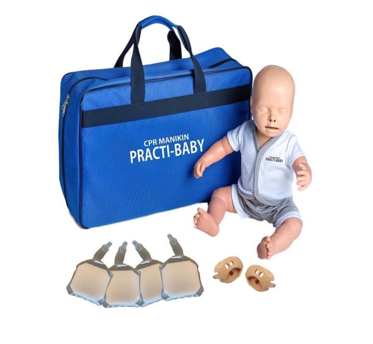Practi-Baby Infant Manikin with Bag