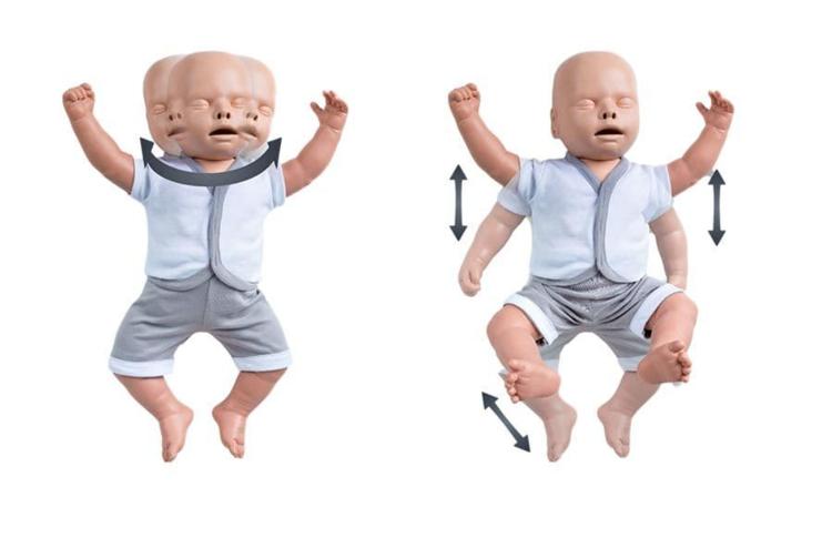 Practi-Baby Manikin