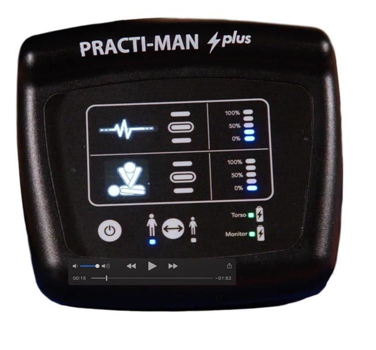Practi-Man Plus Manikin Device
