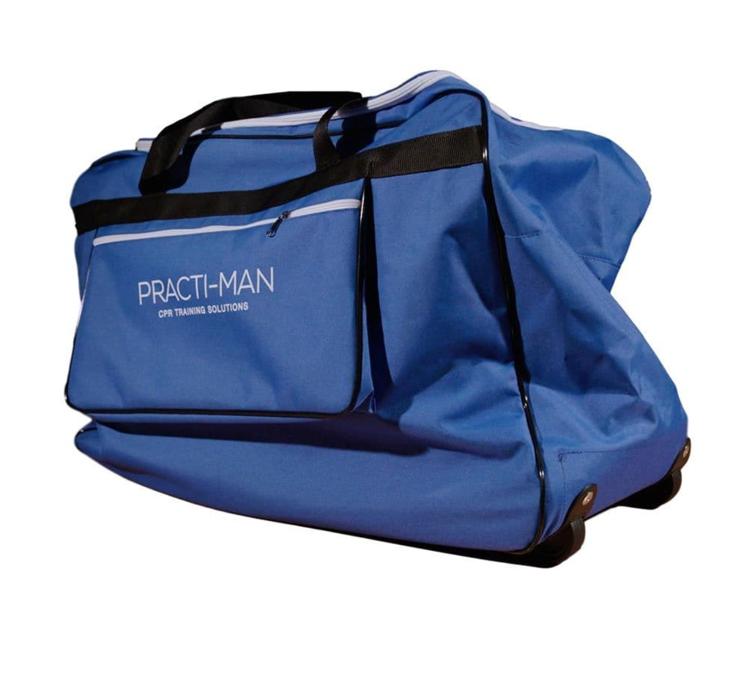 Practi-Man Wheeled Bag