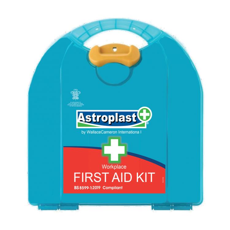 Astroplast Mezzo MEDIUM (2019) BS 8599-1 First-Aid Kit Complete
