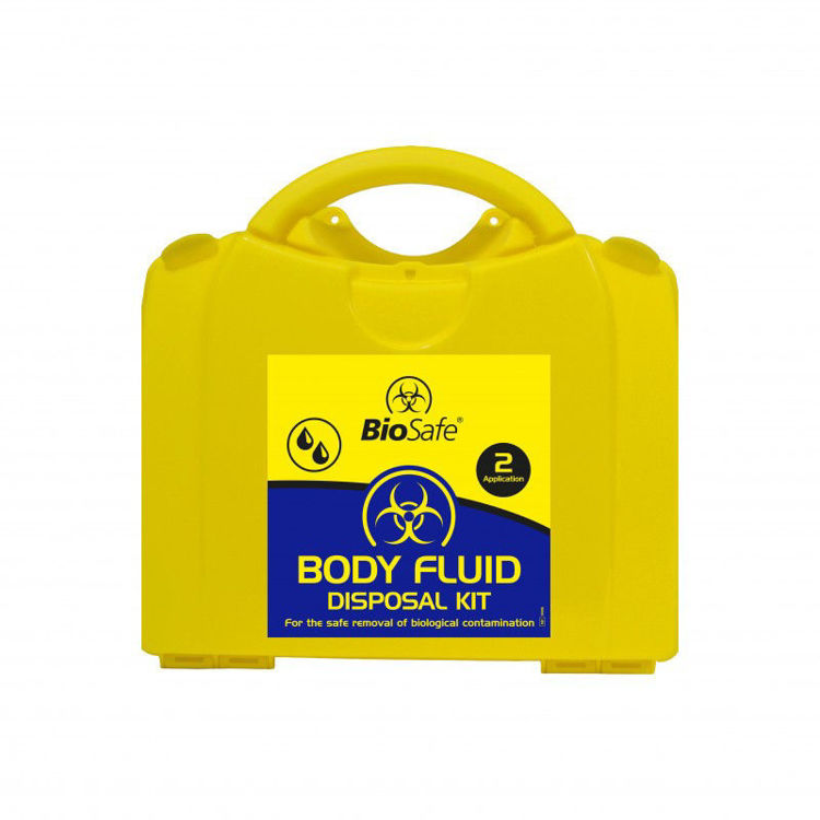 BioSafe 2 Application Body Fluid Kit (Small)