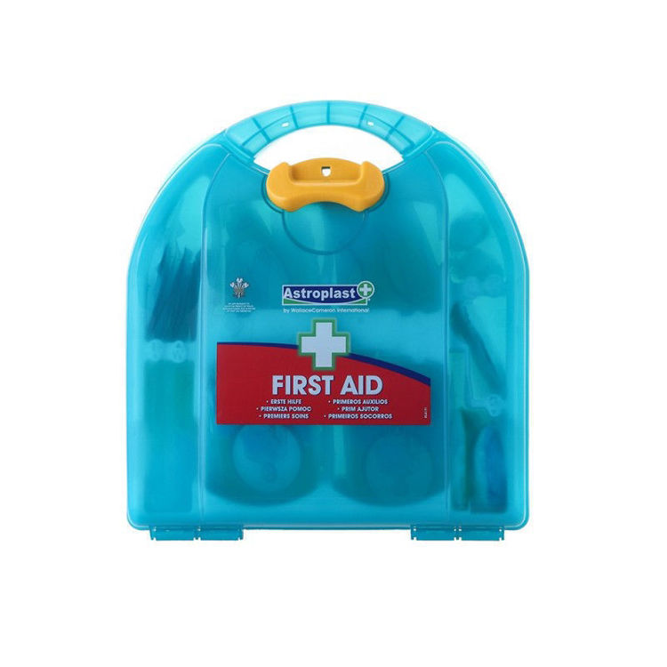 Astroplast Mezzo HSE 10 Person First-Aid Kit Complete