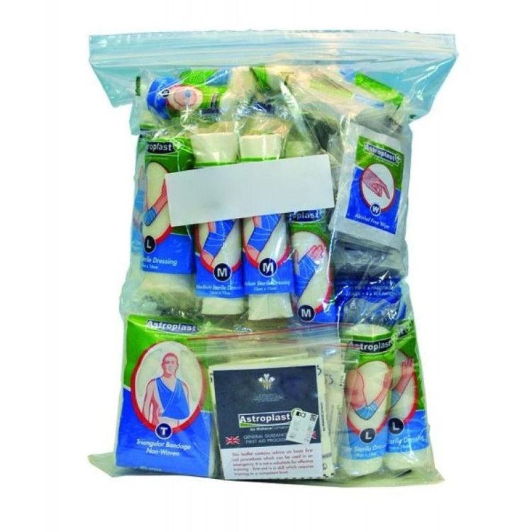 Astroplast HSE Standard First-Aid Kit Refill
