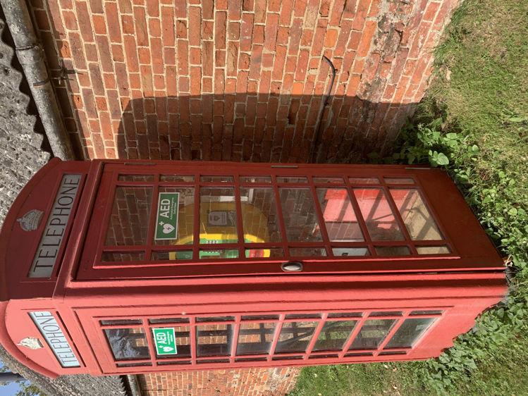 Telephone Box Package