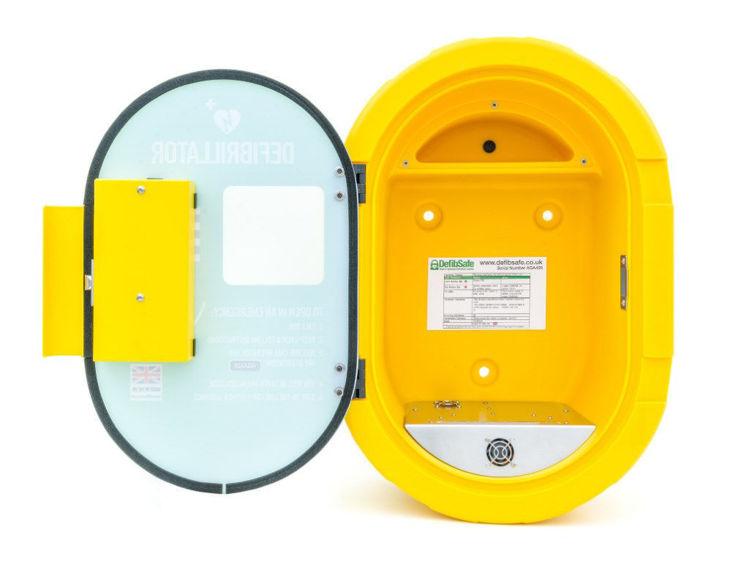 DefibSafe 2 External Unlocked Cabinet