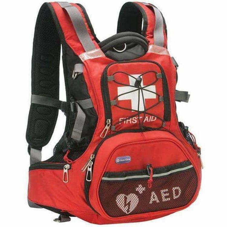 HeartSine Backpack