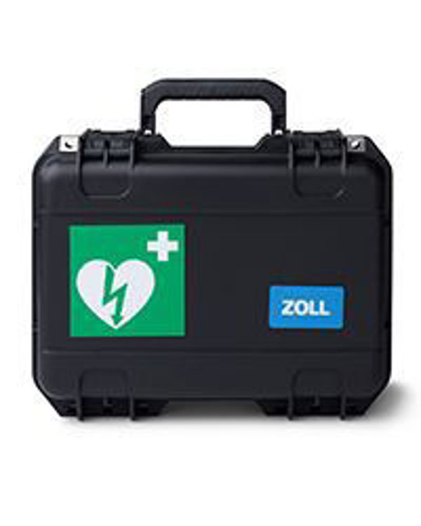 Small Rigid Plastic Case For ZOLL AED 3