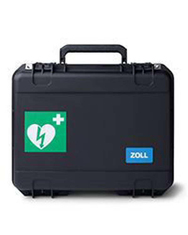 Large Rigid Plastic Case For ZOLL AED 3