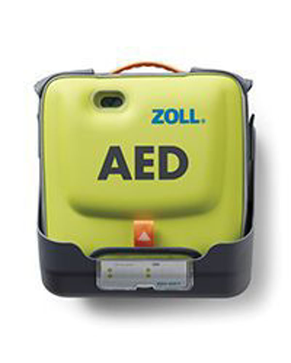 ZOLL AED 3 Wall Mount Bracket (Fits Defib in Case)