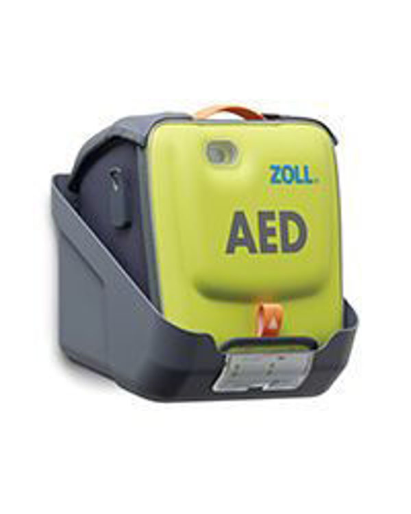 ZOLL AED 3 Wall Mount Bracket (Fits Defib in Case) Side