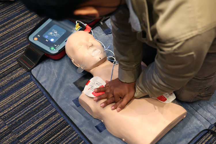 Level 2 Automated External Defibrillator (3 hours)