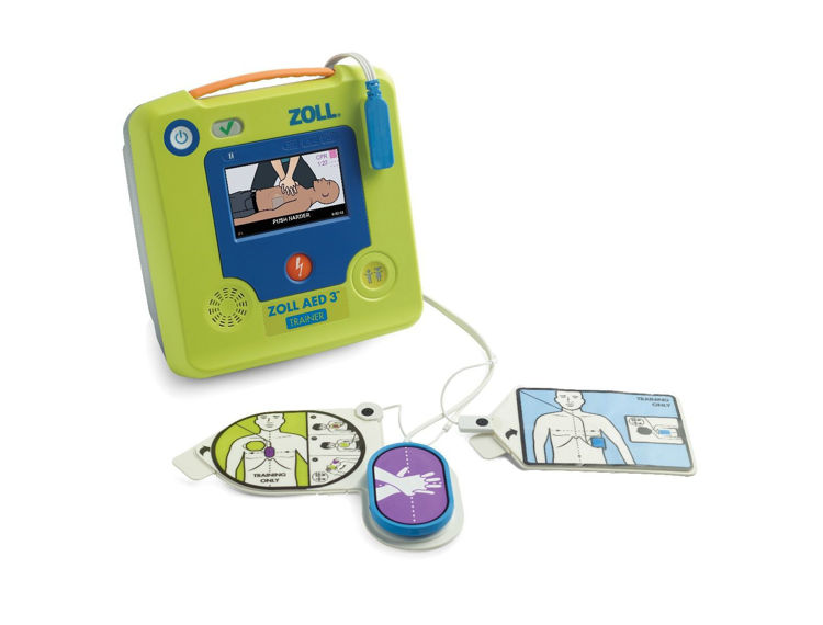 ZOLL AED 3 Trainer and Pads