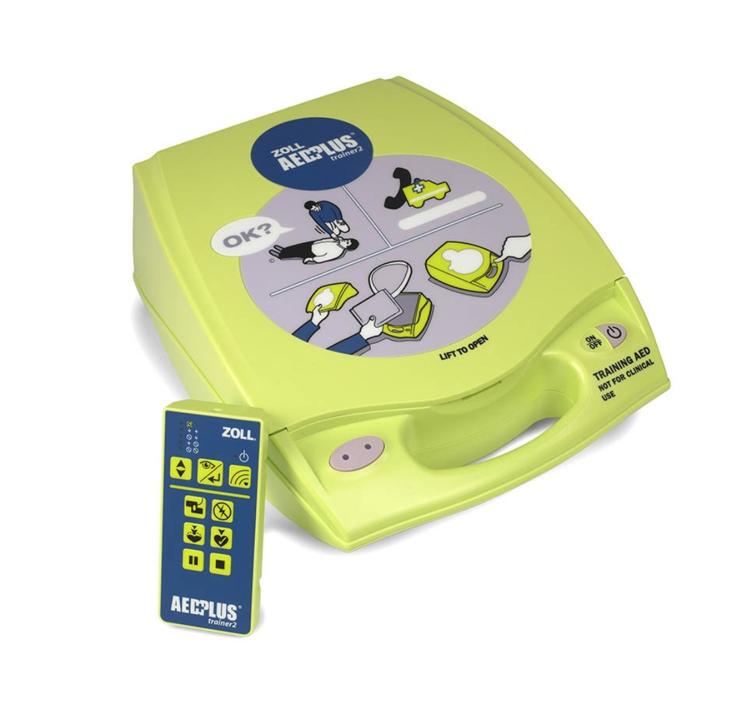 AED Plus Trainer II - Semi Auto Lay Rescuer