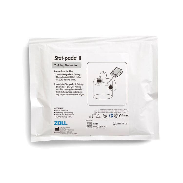 ZOLL Training Electrode Stat Padz II